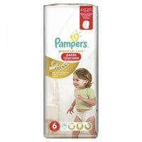 PAMPERS Подгузники-трусики Premium Care Pants д/мальч и девочек Extra Large (16+ кг) ЭкономУпак 36шт