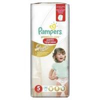 PAMPERS Подгузники-трусики Premium Care Pants Junior (12-18 кг) Экономичная Упаковка 40