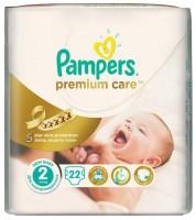 PAMPERS Подгузники Premium Care Mini (3-6 кг) Микро Упаковка 22