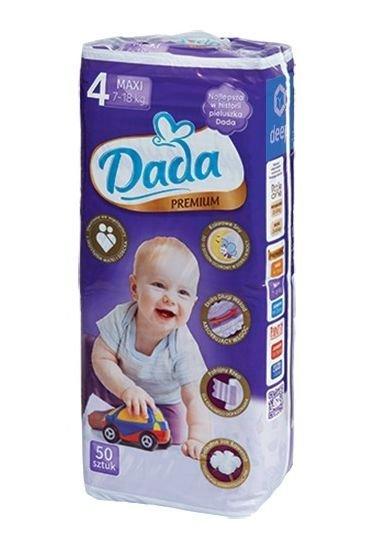 Подгузники dada premium 4